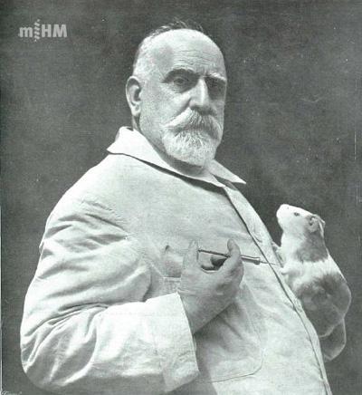 Dr. Ferran. Museu d'Història de la Medicina de Catalunya