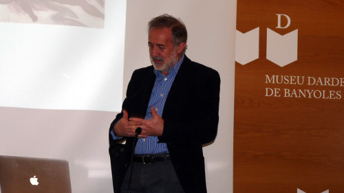 Enrique Fernández a Tardes de Ciència (Astrobanyoles) del 13 de desembre 2014