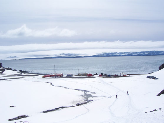 Imatge de la Base Antàrtica Espanyola. Foto: Unitat de Tecnologia Marina (CSIC) (3)