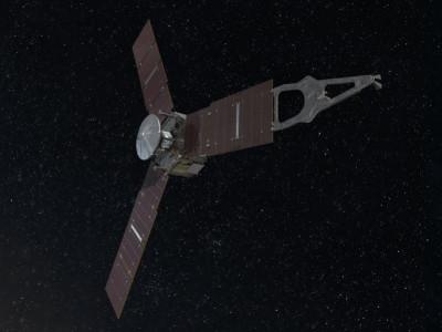 Nau Juno. Imatge NASA.
